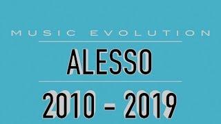 ALESSO: MUSIC EVOLUTION (2010 - 2019)