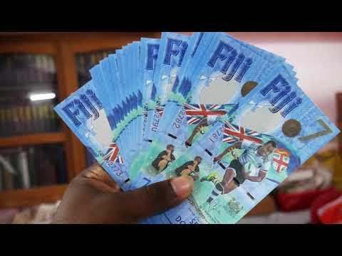 Fiji 7 Dollars Banknote