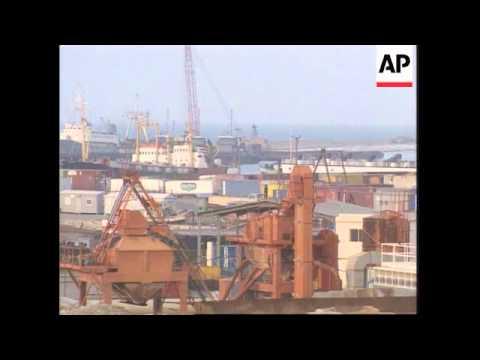 Lebanon - Israel Blockades Ports/Evacuation