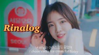 (4k) 리나와 함께하는 서울 해방촌 데이트 |여자친구…
