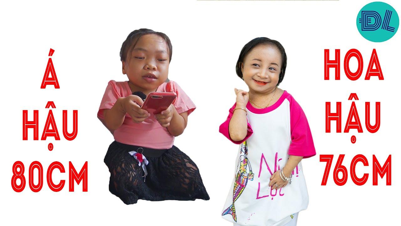 Gặp cô gái Cần Thơ 80cm, á hậu bé bỏng của VN || ĐỘC LẠ VIỆT NAM