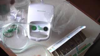 видео Небулайзер при бронхите: препараты, растворы, антибиотики