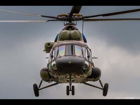 Srbija nabavlja dodatnih šest Mi-17 - Serbia will acquire another six Russian Mi-17 helicopters