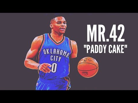 Russell Westbrook Mix-(Mr 42)~