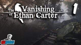 Let's Play The Vanishing Of Ethan Carter Part 1 | PC Mystery Horror Game | Gameplay Walkthrough