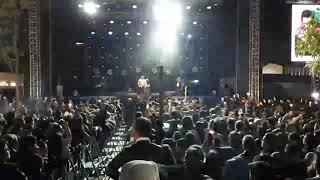 KIRMIZI BEYAZ TÜRKİYE!!! IŞIK ŞÖLENİ   DJ metromall konseri  murat boz öncesi