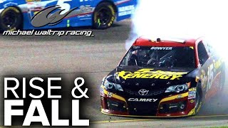 Michael Waltrip Racing - The Rise and Fall