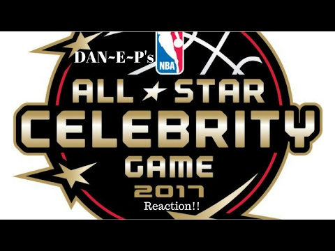2017 nba all star celebrity game Reaction!