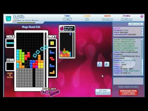 Tetris Friends