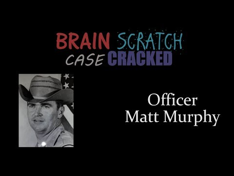 Case Cracked: Officer Matt Murphy