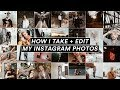 How I Take + Edit Instagram Photos (2019) - THE BEST EDITING HACKS // Imdrewscott