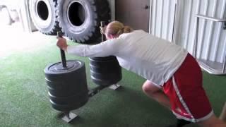 JJ Watt, Connor Barwin, Brooks Reed - NFL Lower Body Power Training