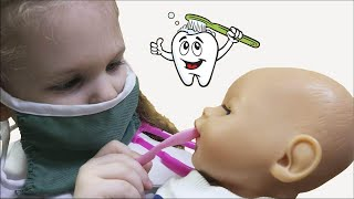 Dentist Song Different Version by Kids Liza