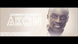 Akon Feat Wiz Khalifa - Dirty Work (HD) Official Audio