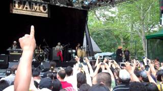 La Maldita Vecindad Solin @ Central Park (LAMC 2010) New York City Prt 1