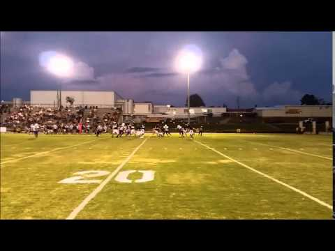 McAdory QB Jay Jones to Malcolm Askew for TD passes against Holt