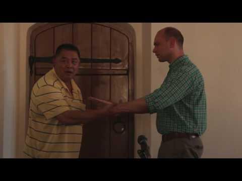 I Liq Chuan Techniques Demonstration by Grandmaster Sam F. S. Chin