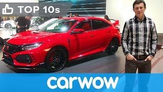 Honda Civic Type R 2017 - In-depth Walk Round Of The Actual Production Car | Top 10s