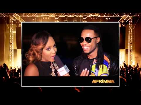 Flavour Nabania Afrimma Best Traditional Artist 2014