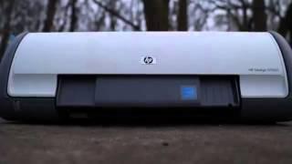 Recenzja drukarki HP Deskjet D1560