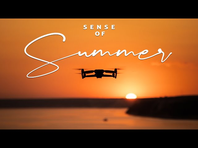 SENSE OF SUMMER - Cinematic Drone Video (DJI Air2/Phantom4/FPV)