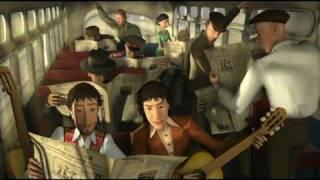 Uma2rmaH   В городе дождь OST ''Звездные собаки Белка и Стрелка''