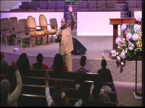 Dr Gerald Jeffers All Church Prayer Teaching Part 2