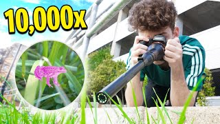 using-a-10-000x-super-camera-to-see-anything