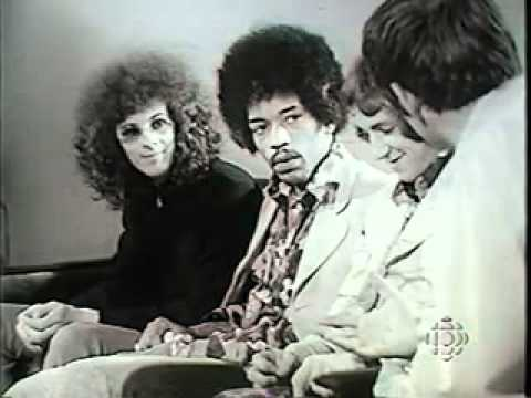 Jimi Hendrix Experience interview 7 September 1968