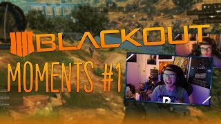 BLACKOUT - Epic and Hilarious Moments #1!