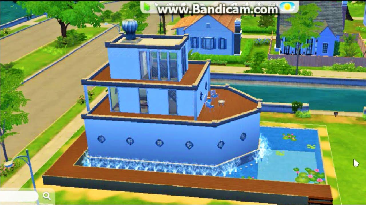 Sims  Fairy House Speed Build