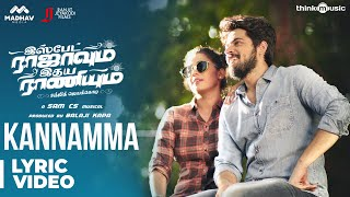 Gambar cover Ispade Rajavum Idhaya Raniyum | Kannamma Song Lyrical Video Ft. Anirudh | Harish Kalyan | Sam C.S