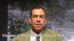 California Eminent Domain Handbook Chapter 2 - The Eminent Domain Process