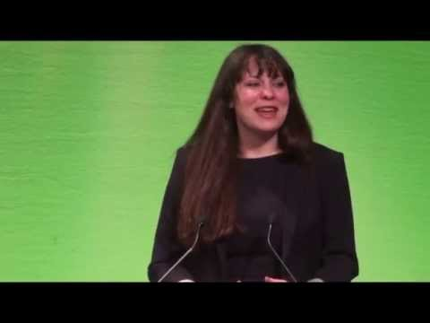 The Green Surge - Amelia Womack