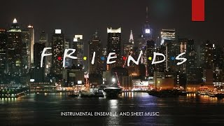 Theme from Friends (Instrumental Cover/Sheet Music)