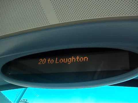 20 to Loughton