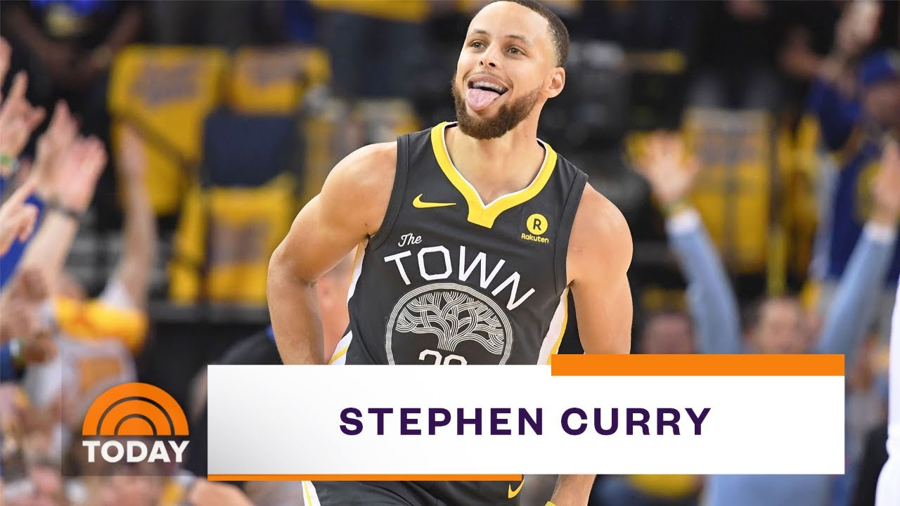 Steph Curry Talks About His Projects Outside of Basketball | TODAY