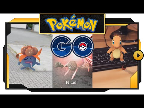 Pokémon GO - Release in Germany and UK! - #01