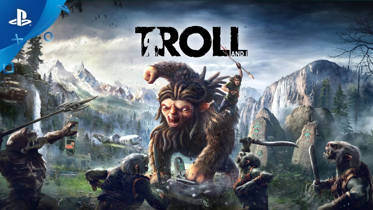 Download Troll and I - Cinematic Trailer | PS4