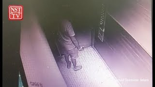 Police looking for man who masturbated beside woman in a lift