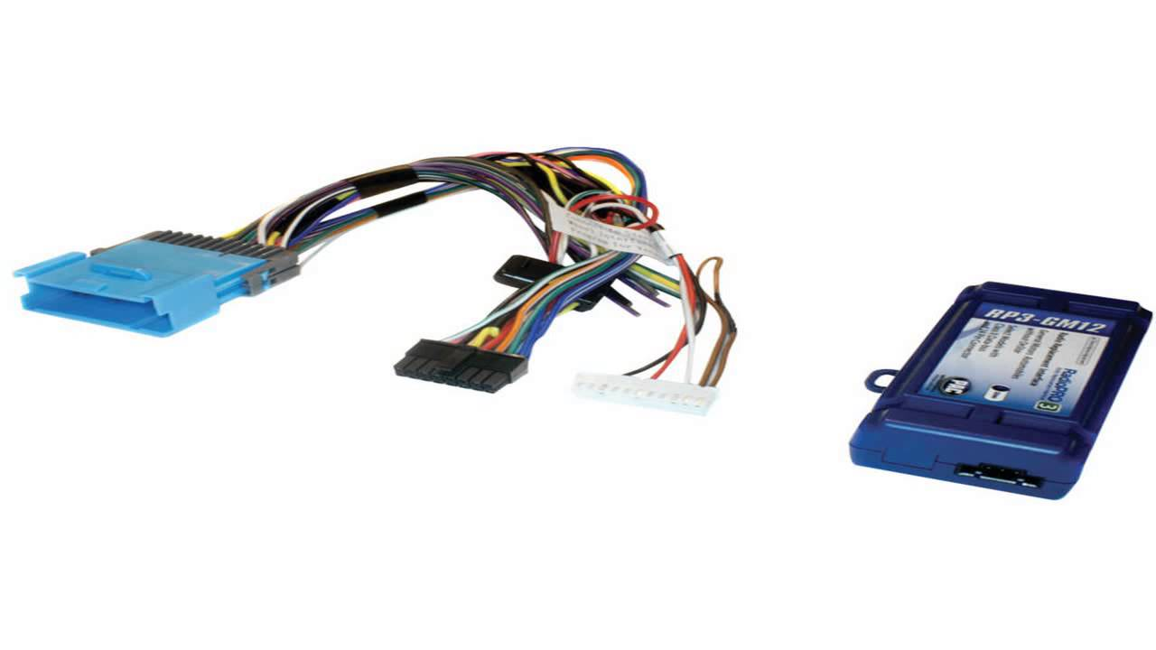 maxresdefault metra axxess amplified harness for 2005 2006 chevrolet