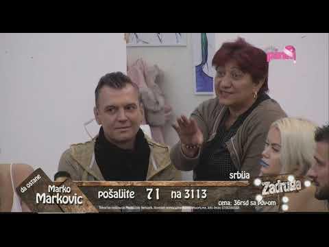 Zadruga 2 - Zadrugari komentarišu Anu i Davida/ Ljuba ustala i poslala jasnu poruku - 15.01.2019.