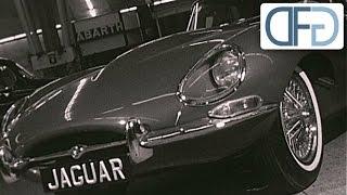IAA 1963 - Die Neuheiten im Automobilbau vor 50 Jahren