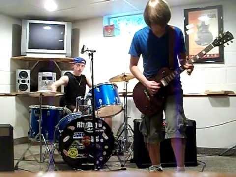 Taylor Sabo and Matt Toler doing some improv!