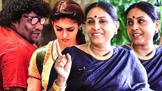 Nayanthara & Yogi Babu Jodi - Saranya Ponvannan's Reaction | Kolamaavu Kokila|  US 253