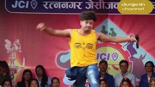 Purbi Chitwan Mahotsab 2017 Durgesh Thapa