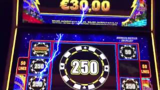 *HAND PAY * Slotmachines Bonusgames Holland Casino Utrecht. BIGWIN are at the beginning vid!