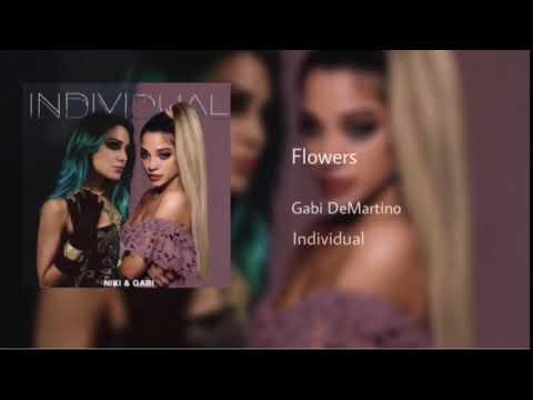 Flowers - Niki & Gabi ( Official Audio )
