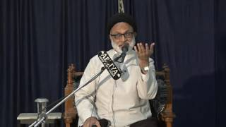 [02] Family Life in Islam - 27 Dec 2016 - Moulana Syed Mohammed Askari