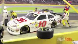 Nascar Pit Stops 1964 And Today